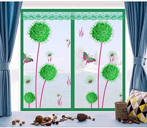 Magnetisch raamkozijn deur gaas voor ramen woonkamer volledig frame gaas gordijn anti-muggendeur scherm gordijn