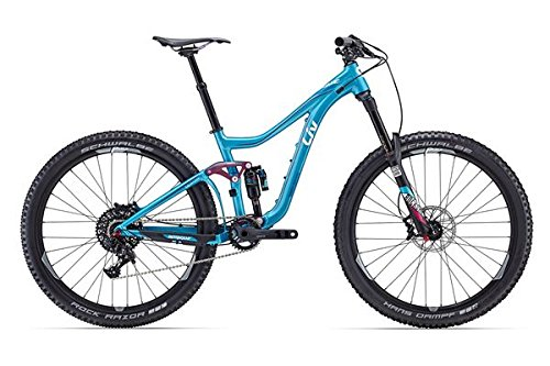 Liv Intrigue SX 27, 5 inch mountainbike dames blauw (2016), 38