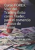Curso FOREX: Vivir del Trading Éxito como Trader,  para el comercio exitoso de Divisas: Trading: Un Negocio Rentable en época de crisis