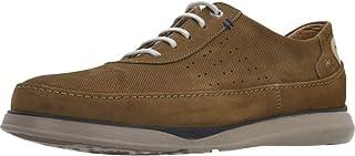 Fluchos | Zapato de Hombre | Jones F0464 Cross Vison | Zapato de Piel de Nobuck | Cierre con Cordones | Piso de Goma