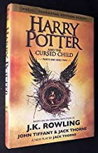 Case Lot of 20 books: Harry Potter and the Cursed Child – Parts One and Two (Special Rehearsal Edition): The Official Script Book of the Original West End Production