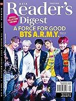 Reader's Digest Asia(リーダーズダイジェスト・アジア) 2020年 12月号 (防弾少年団表紙) ★★Kstargate限定★★