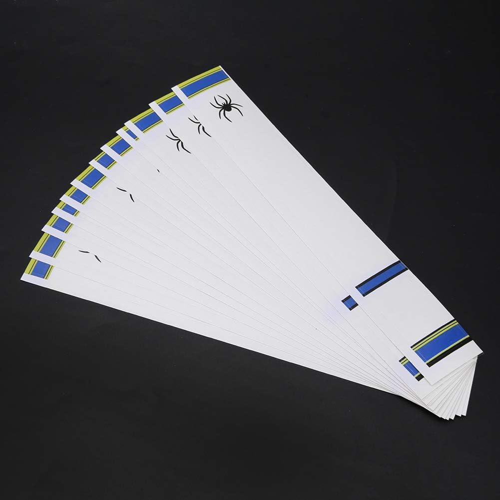 XiangXin 9.06x1.46inch Wasserdichter und kratzfester Aufkleber Bogenschie/ßen-Wraps-Aufkleber f/ür Bogenschie/ßen-Liebhaber Bogenschie/ßen-Aufkleber