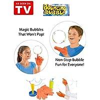 Agagadgets Juggle Bubbles - Set de Actividades de Rebote de soplado por TV