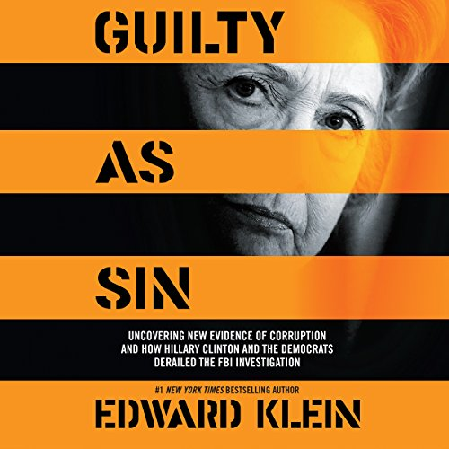 Guilty as Sin audiobook cover art