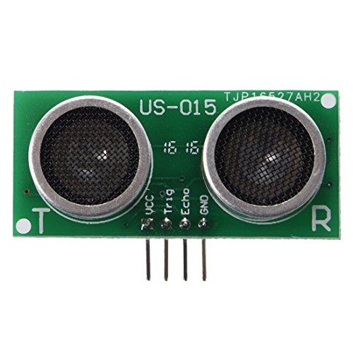 Kcopo Ultraschall Sensor Entfernung Messumformer Modul Sensor US-015 Abstand Sensor Entfernungsmesser Ultraschall Modul Für Arduino Projek
