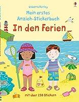 Brooks, F: Mein erstes Anzieh-Stickerbuch: In den Ferien