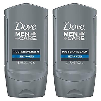 Dove Men+Care Post Shave Balm, Hydrate+ 3.4 oz