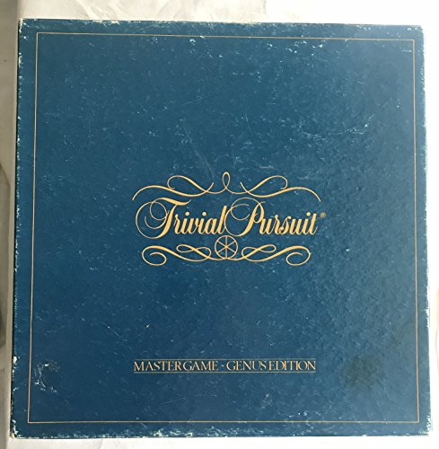 Trivial Pursuit Genius Edition - 1981