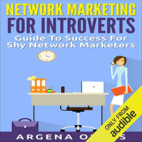 Network Marketing for Introverts  By  cover art