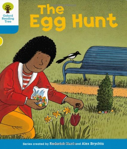 Oxford Reading Tree: Level 3: Stories: The Egg Huntの詳細を見る