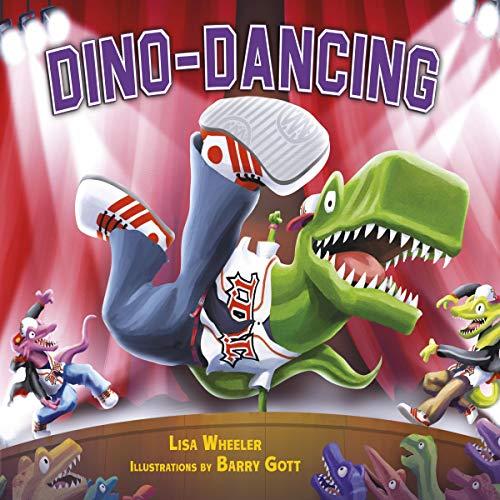 Couverture de Dino-Dancing