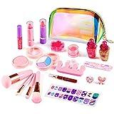 ARANEE 21PCS Juego de Maquillaje para niños para niñas, Kit de Juguete de...