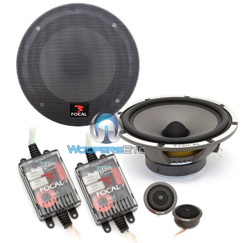 Buy Bargain Focal P165V15 6.5 2-Way Component Speakers
