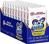 Ace Salviette Igienizzanti Sgrassanti, 400 salviette
