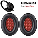 SoundTrue Earpads Replacement Ear Pads Cushion kit Muffs Compatible with Bose SoundTrue Headphones Around-Ear Style