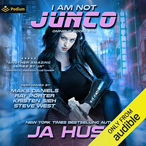 I Am Not Junco cover art