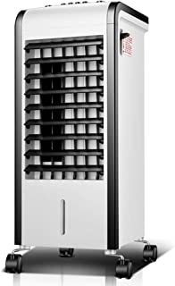 Tutu Enfriador de Aire,con el Efecto de calefacción,humidificación y purificación,3 velocidades de Viento y Suministro de Aire de Gran Angular,operación Simple,Ventilador de Aire Acondicionado