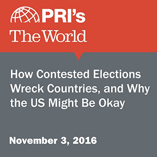 How Contested Elections Wreck Countries, and Why the US Might Be Okay audiobook cover art