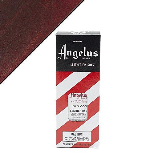 Angelus Leather Dye Oxblood