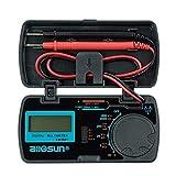 EM3081 Autorange Digital Multimeter 3 1/2 1999 Low Battery Indication Overload Protection MULTIMETER