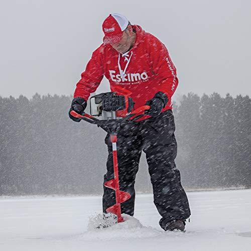 Eskimo M43Q8 Mako 43cc with 8-Inch Quantum Ice Auger