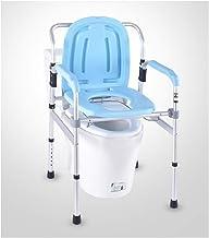 Shower Silla De Ducha Portátil, Cómoda De La Cabecera con La Cirugía De Ancianos De Inodoro De Estilo Asiento Recuperación...