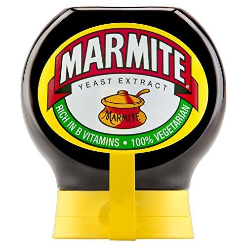 Marmite Hefe Extrakt in der squeeze Fasche - 200g