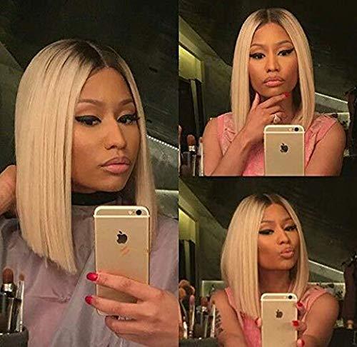 Wowsexy Hair Brazilian Virgin T1b Blonde 613 豊富な品 100%品質保証! Bo Short Ombre