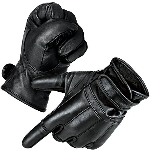 guanti security BlackSnake 1Coppia Security Sabbia di Quarzo Guanti Defender Guanti Uso con Caldo Interno in Pile