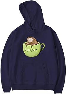 TVFUKP Youth//Kid Hooded French Bulldog Yoga Sweatshirt Fleece Pullover Hood
