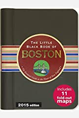 Little Black Book of Boston, 2015 Edition by Maria T. Olia (2014-10-11) Hardcover