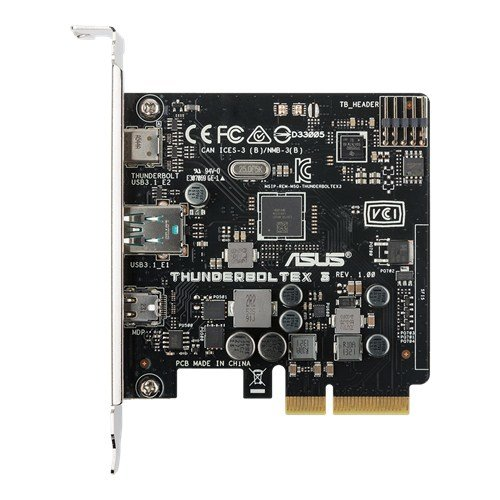 ASUS Thunderboltex 3Card- Scheda di espansione