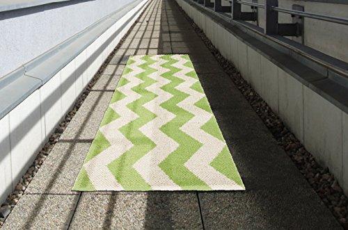 Swedy Teppich Schwedisch Waschbar für Küche mod. Mora