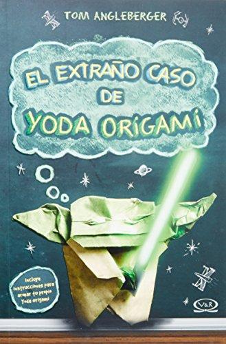 El extraño caso de Yoda origami/ The Strange Case of Yoda Origami