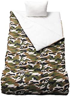 SoHo Kids Collection, Camouflage Sleeping Bag by SoHo Designs