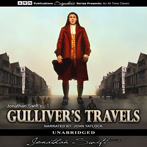 Couverture de Gulliver's Travels