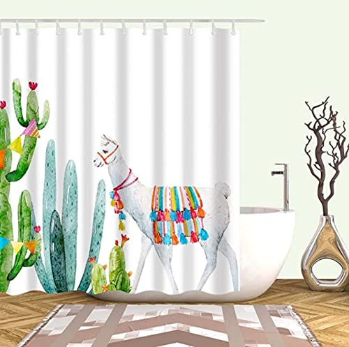 cortina ducha 180×200 de la marca Anyinghh