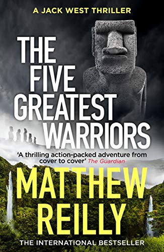 The Five Greatest Warriors (Jack West Novels Book 3) (English Edition)
