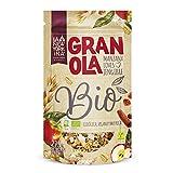 La Newyorkina - Granola Bio - Manzana Loves Jengibre - Bolsa de 275 gr - Alto Contenido en Fibra - Granola Ecológica y Vegana - Granola con Aceite de Oliva Virgen Extra - Proceso 100% Artesano