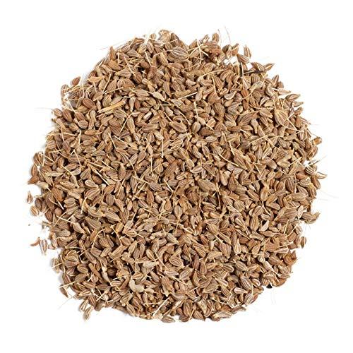 Aromas de Té - Infusión Digestiva y Calmante de Anís en Grano/Infusión de Anís con Efecto Calmante y Digestivo Cultivado en España, 100 gr