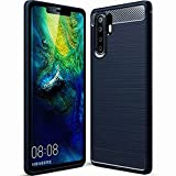Case for Huawei P30 PRO, Hybrid Shockproof Brushed Rugged