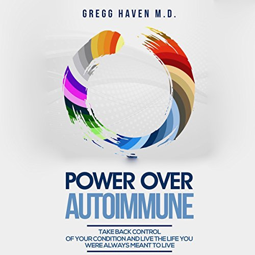 Power Over Autoimmune audiobook cover art