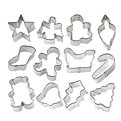 cookie cutters for cute dog biscuit treats for your spoiled pup