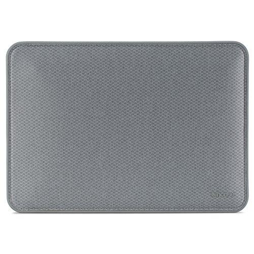 Incase INMB100286-CGY 15 Inch Laptop Case Grey - Laptop Bags (Heather, 38.1 cm (15 Inches) Grey