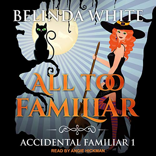 All Too Familiar Audiobook By Belinda White cover art