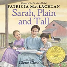 sarah plain and tall audiobook