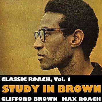 Classic Roach, Vol. 1: Study in Brown
