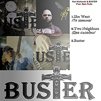 Buster (feat. Bate Pesho) - Ep