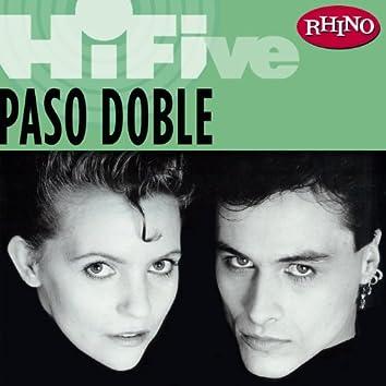 Rhino Hi-Five: Paso Doble